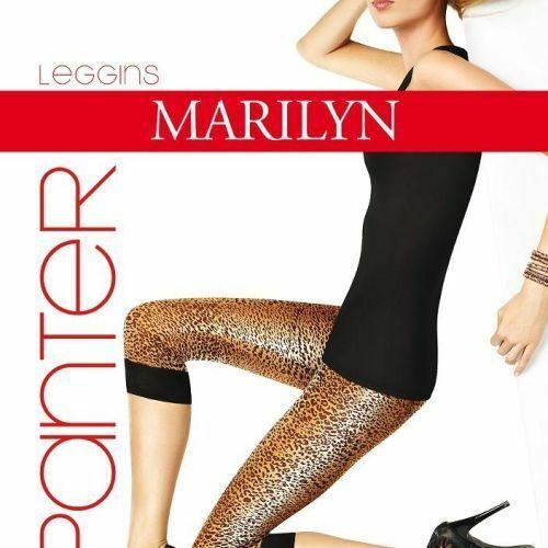 Dámské legíny Panter 750 - Marilyn - S/M - šedá
