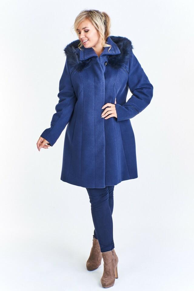 Dámský kabát Olga M49913-CN09-1 - OLA