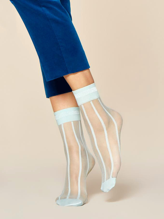Dámské ponožky Fiore G 1046 Corsa