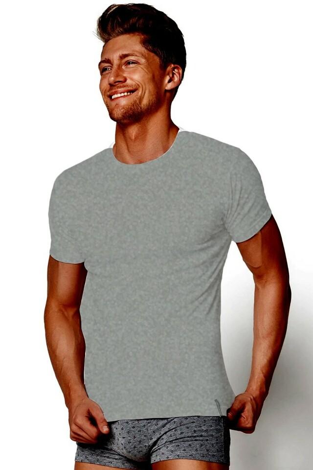 Pánské tričko 1495 grey