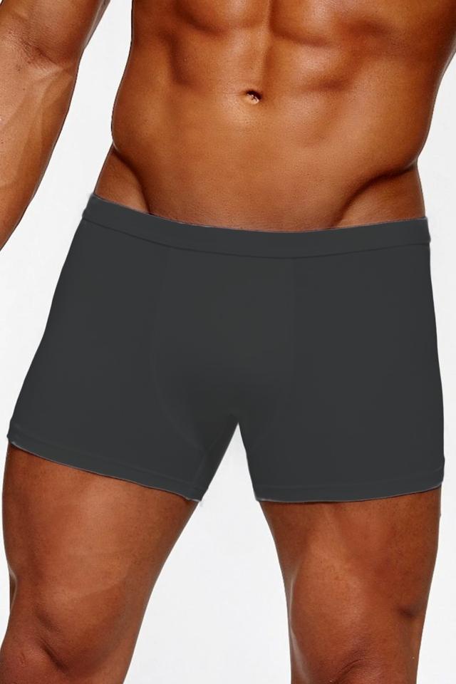 Pánské boxerky Authentic 223 mini graphite