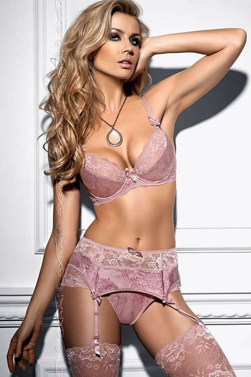 Podprsenka push-up Pink Cloud V-4901 - Axami
