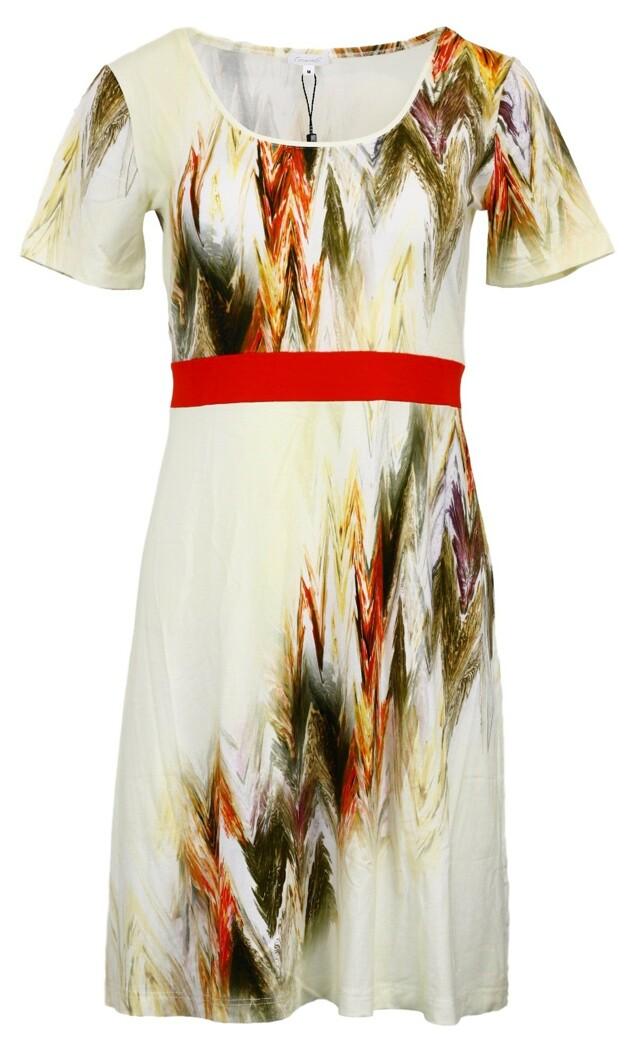 Dámské šaty Oranž Drika KR 333 - Favab