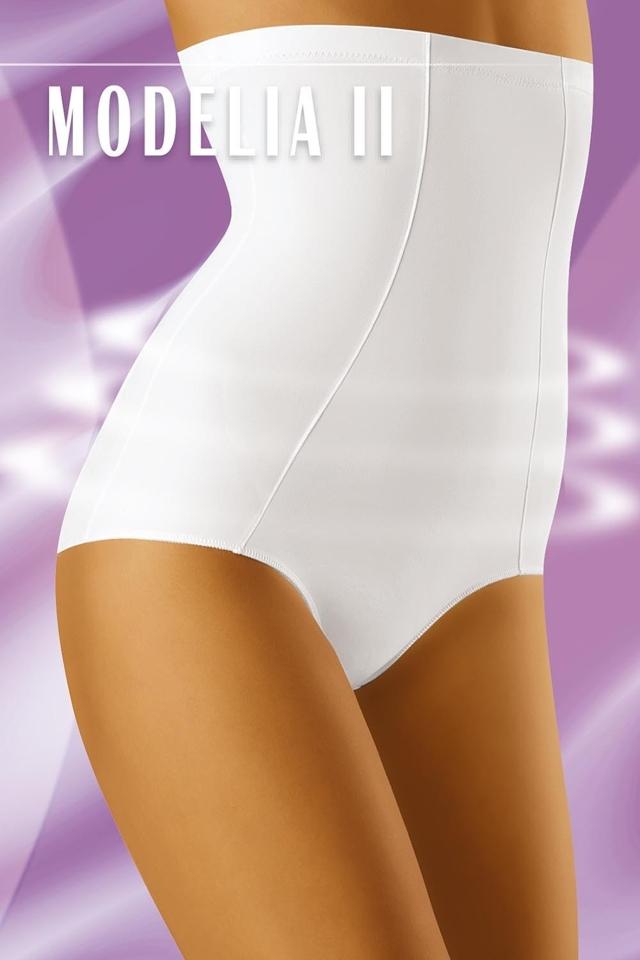 Stahovací kalhotky Modelia II white
