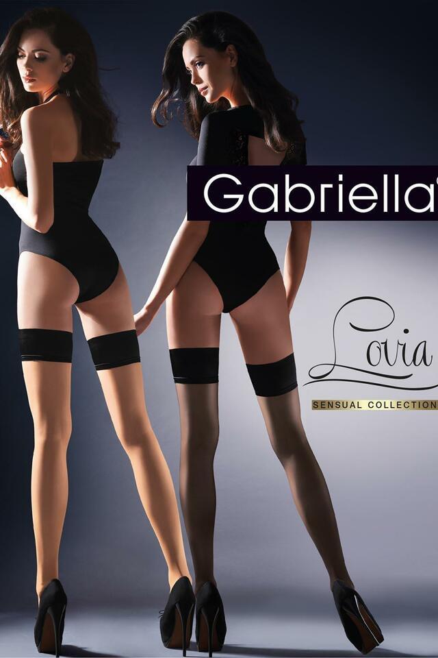 Punčochy Gabriella Lovia code 633