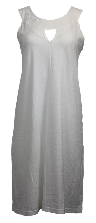 Dámská noční košile F1071 - Prako - S - smetanová
