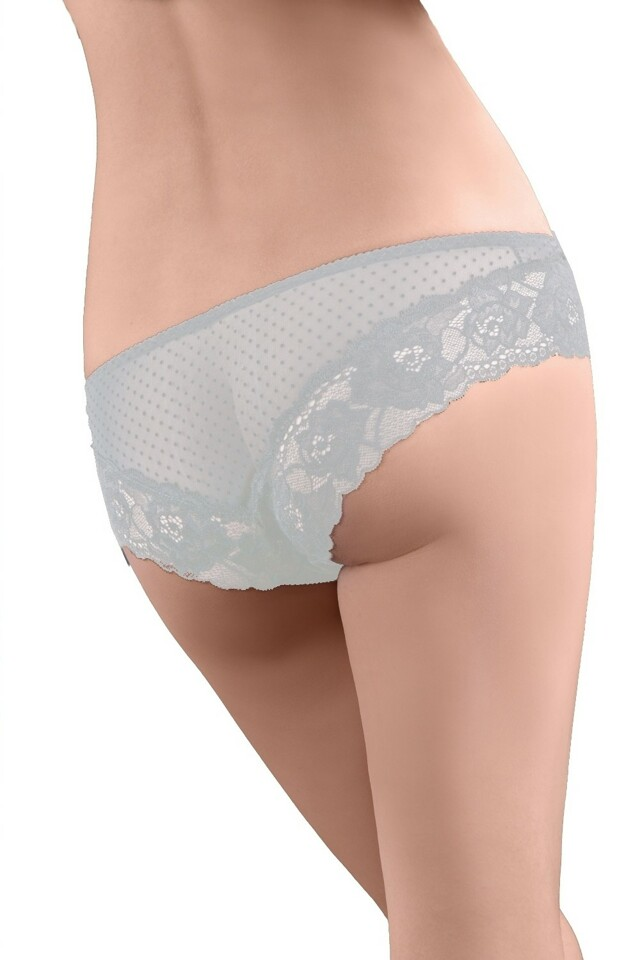 Dámské kalhotky 79 white - L - bílá