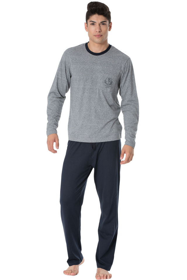 Pánské pyžamo Rossli SAM-PY 098