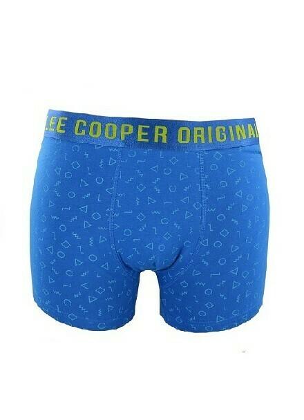 Pánské boxerky Lee Cooper 37487 - M - Červené