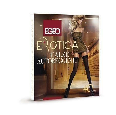Punčochové kalhoty Erotica Microfibra 40 den - Egeo