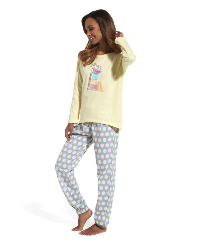 Dámské pyžamo 625/124 TIME TO REST - CORNETTE