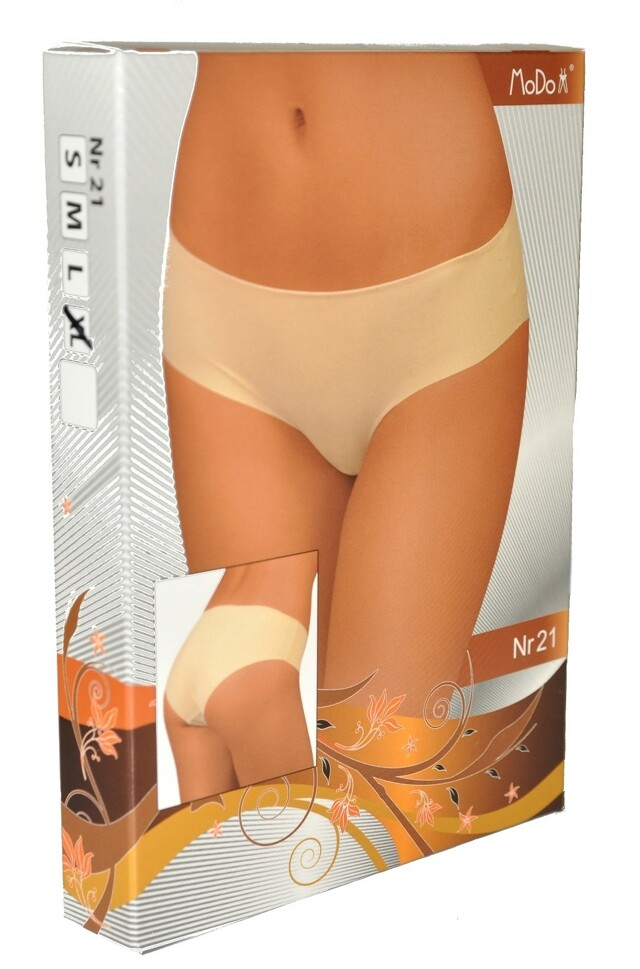 Kalhotky Modo nr 21 - L - bílá
