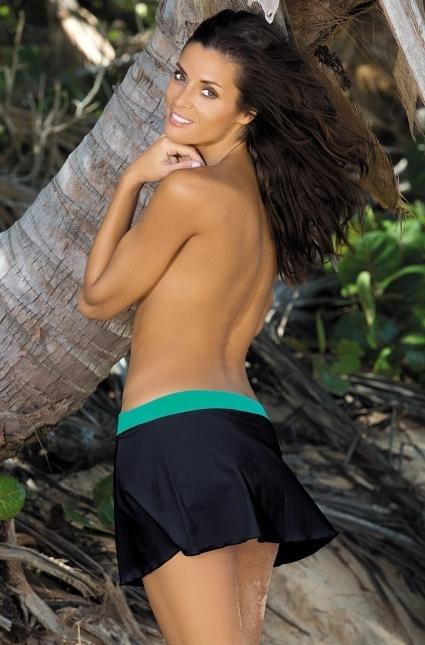 Plážová sukně MEG M-266
