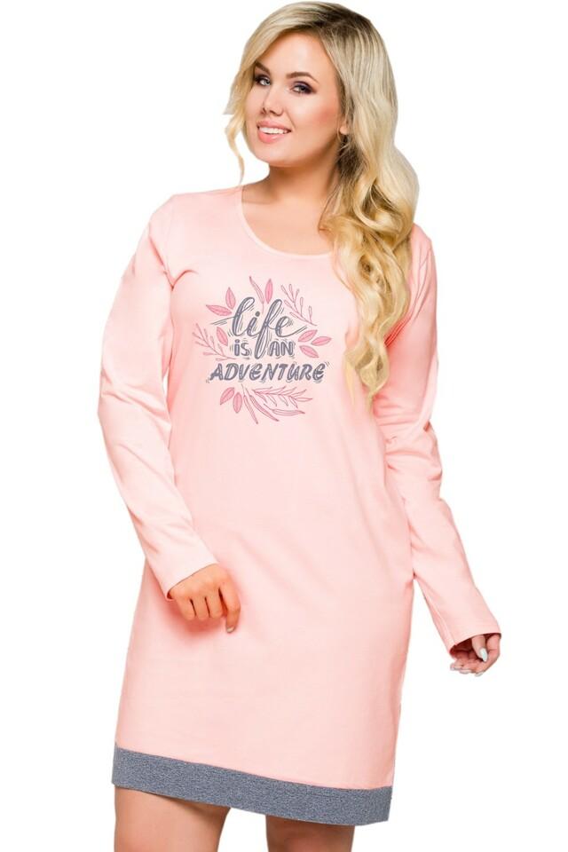 Noční košile 2015 Viva pink - XXL - růžová