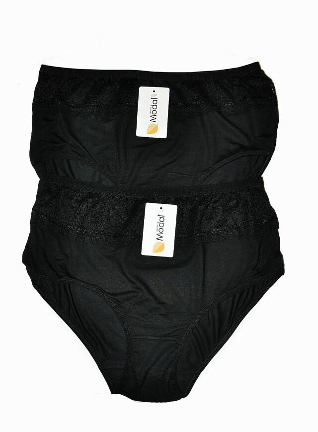 Klasické kalhotky Donella 25289QF47 A'2 - XXL - černá