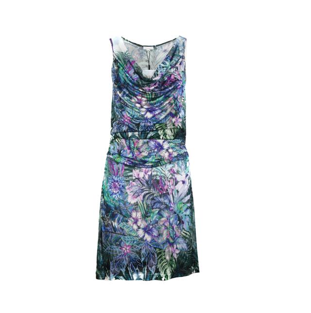 Dámské šaty Ara Lorna šat - Favab - L - květinový print