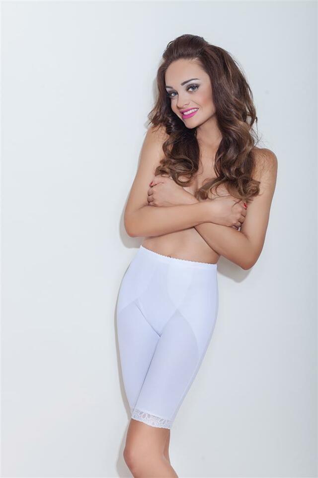 Stahovací kalhotky Elise - Mitex - XL - černá