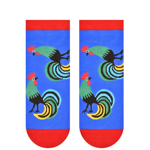 Pánské ponožky 116 - ZELENÁ / COGNUTS - 39-42