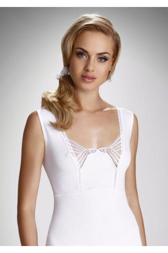 Košilka Eldar Brigitte - L - bílá