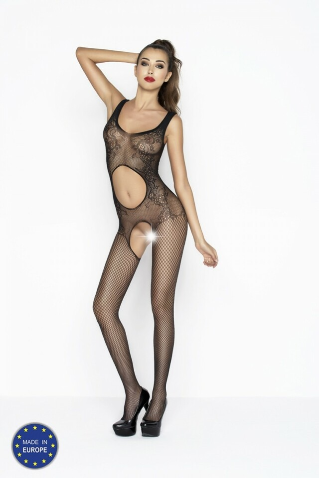 Bodystocking BS044 black