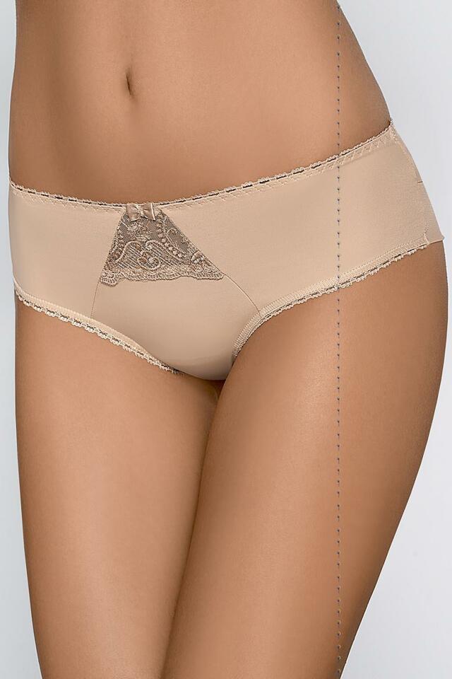 Kalhotky Gorsenia K233 Eva - L - béžová