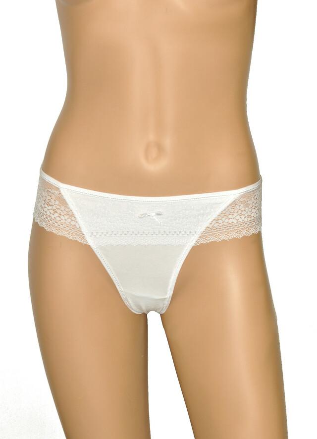 Kalhotky Donella 2171F56 A'2 - XL - bílá