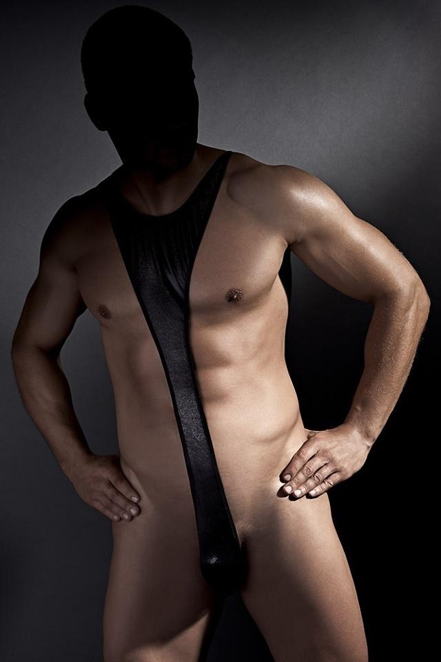 Pánské body Derrick-Anais - M - černá