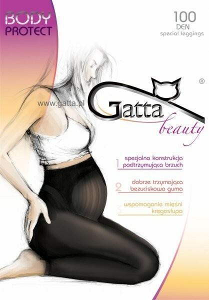 Dámské těhotenské legíny Gatta beauty Body Protect 100