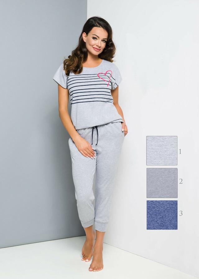 Dámské pyžamo Regina 862 kr/r S-XL