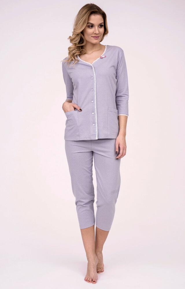 Dámské pyžamo Cana 174 3/4 S-XL
