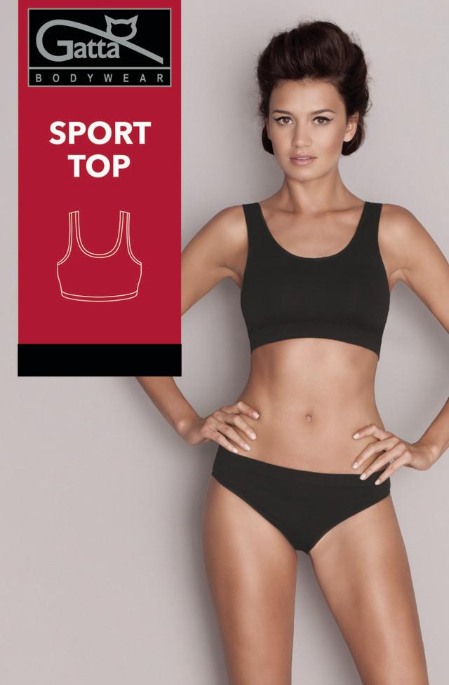 Sportovní podprsenka - Sport Top 60 DEN - GATTA BODYWEAR