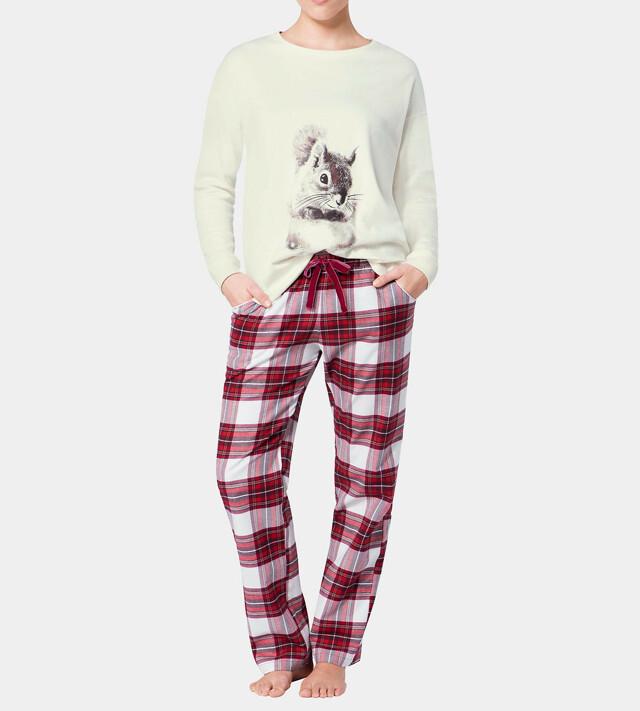 Dámské pyžamo Sets AW17 PK Character 02 - Triumph - 036 - angora (6308)