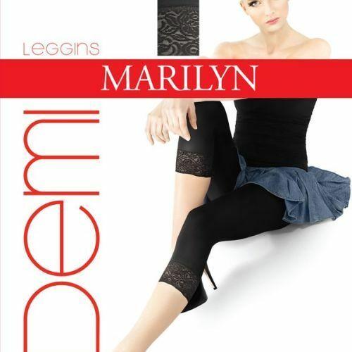 Dámské legíny Demi - Marilyn - 1/2 - violet