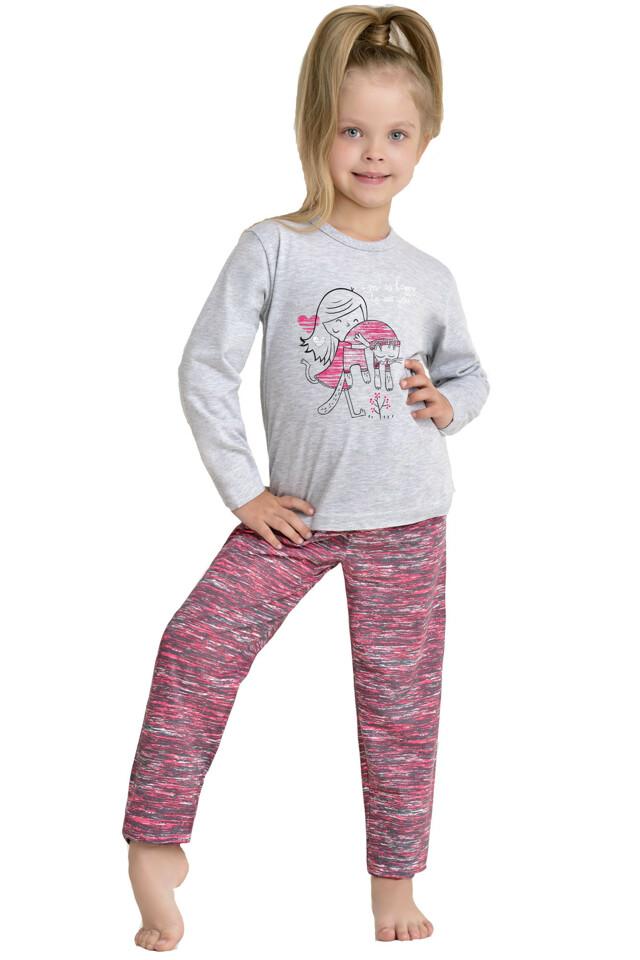 Dívčí pyžamo Mija - 110