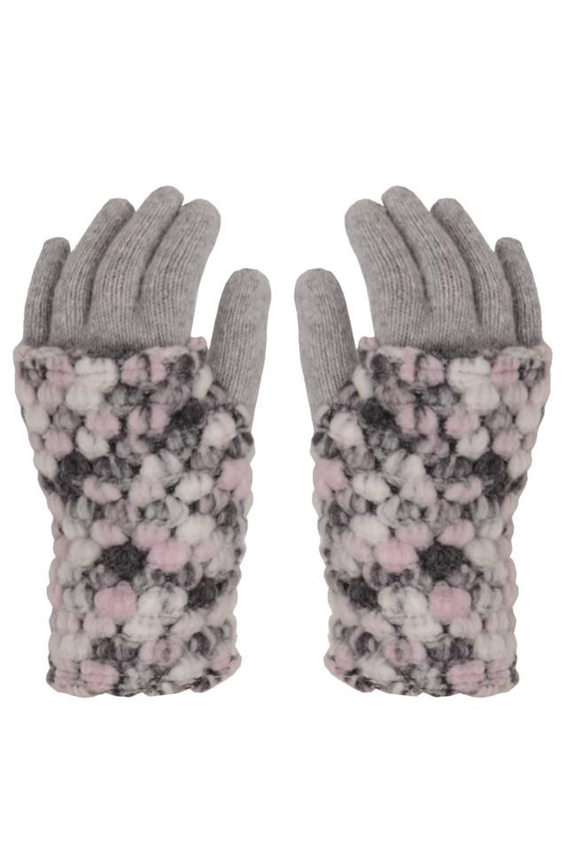 82cad9d68ba Dámské rukavice Kamea Merano - UNI - růžová