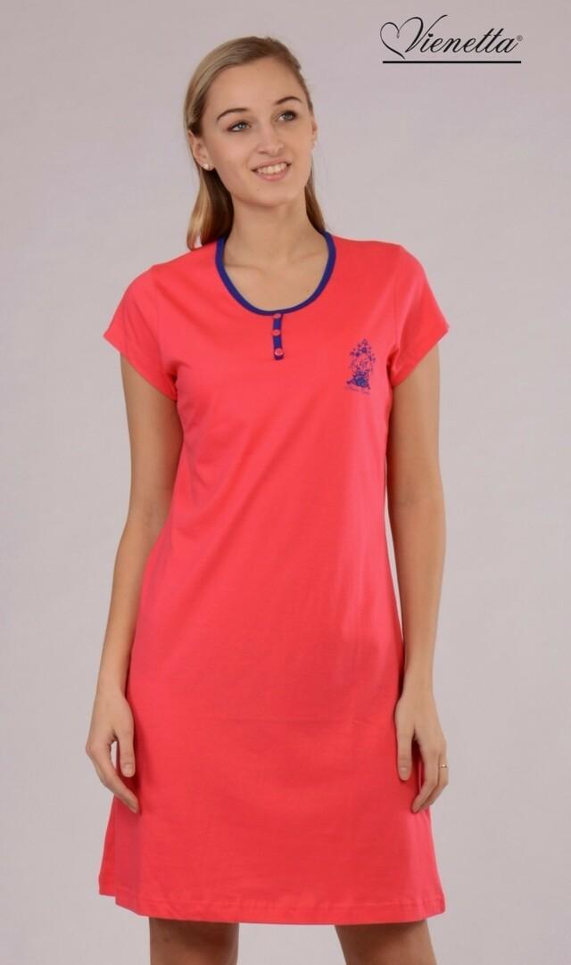Dámská noční košile s krátkým rukávem Felície