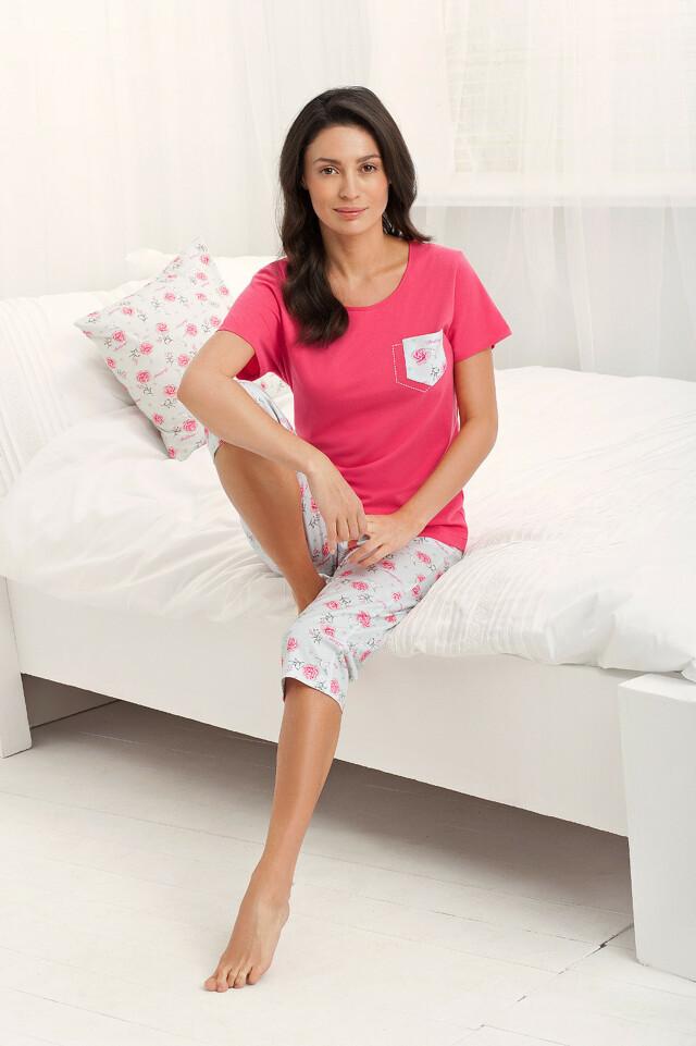 Dámské pyžamo Luna 535 kr/r S-XL