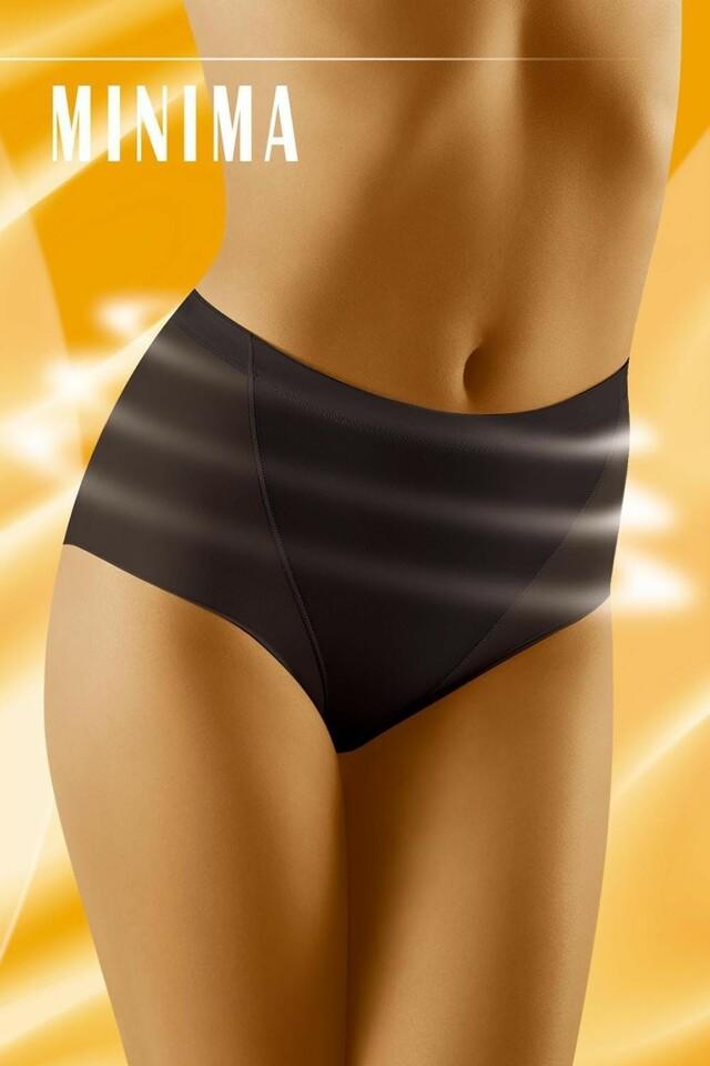 Stahovací kalhotky Minima black - S - černá