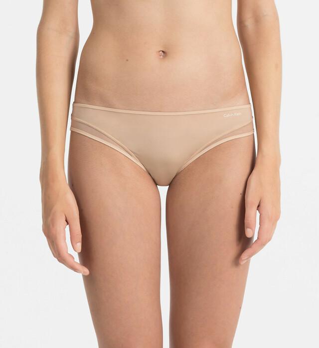 Kalhotky Naked Touch QF1130E tělová T|O Calvin Klein