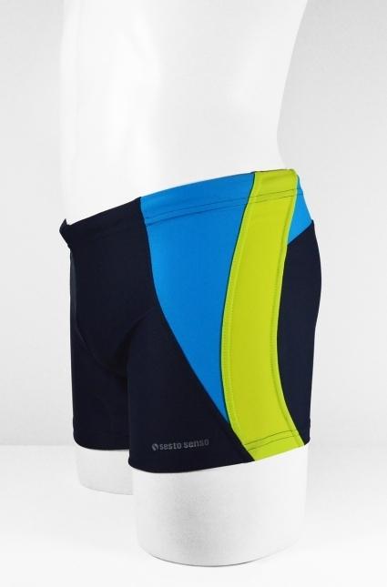 Pánské plavky boxerky BD 378 - SESTO SENSO