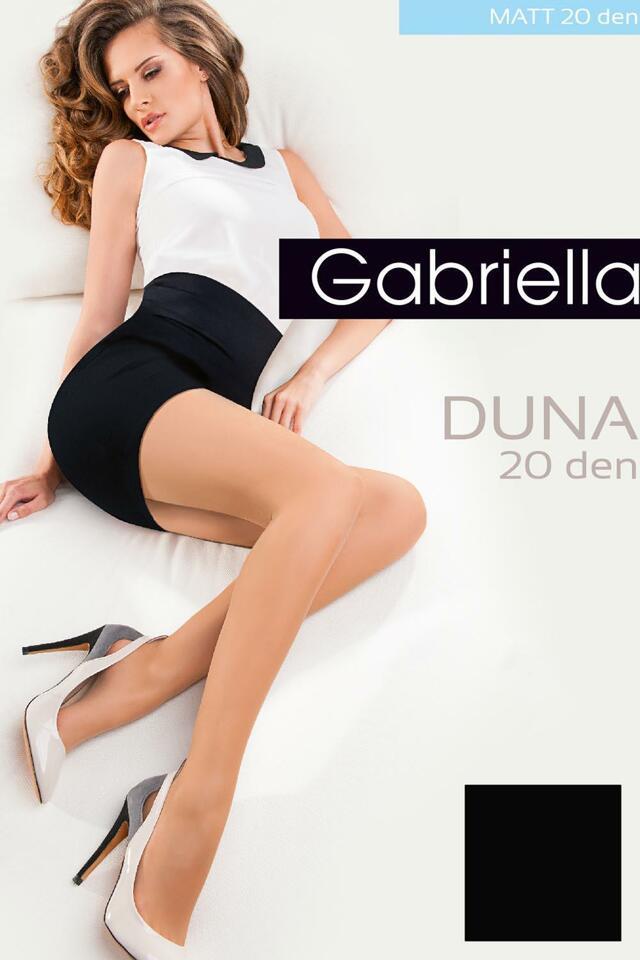 Punčochové kalhoty Gabriella Duna Matt 20 Den Code 714
