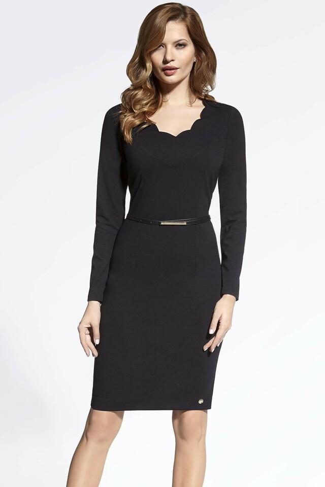 Dámské šaty Enny 200052 - 36 - černá