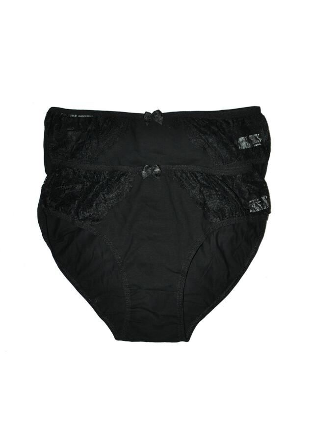Klasické kalhotky Donella 317143QN /WZ. 41 A'2 - L - černá