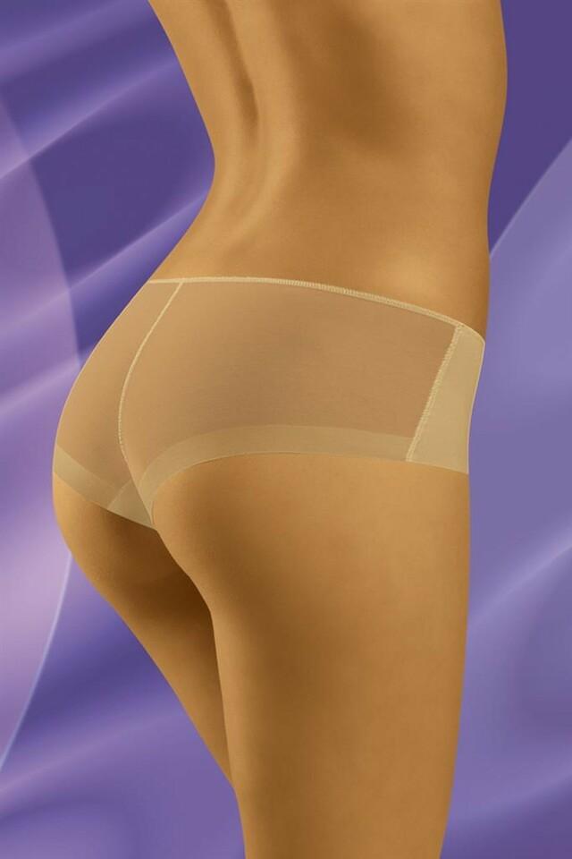 Dámské kalhotky Evita beige - XL - béžová