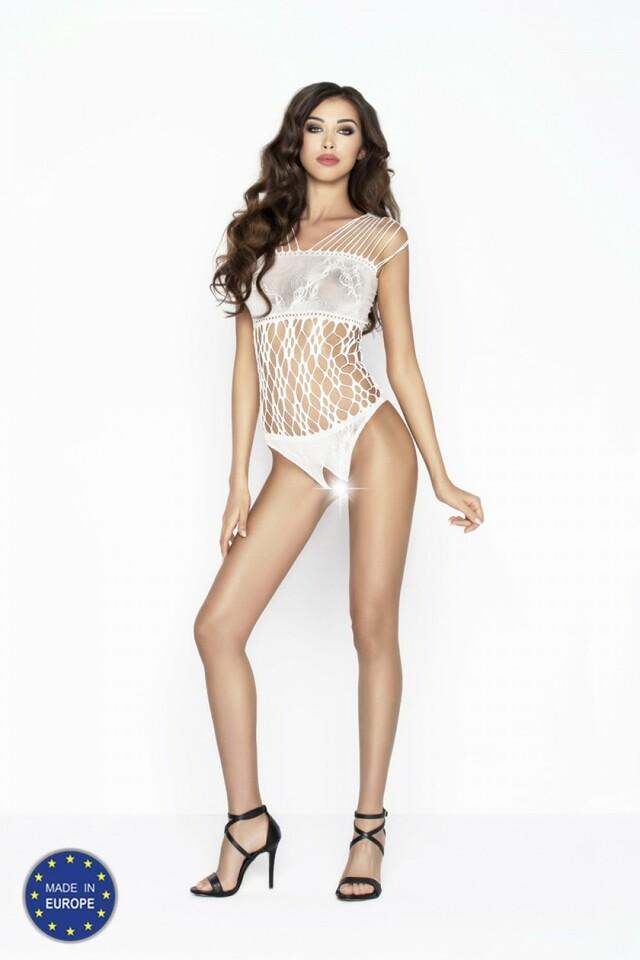 Erotické body BS035 white