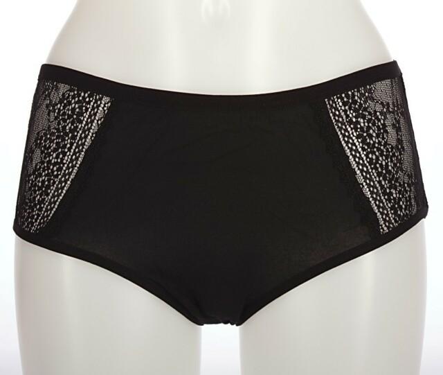Dámské kalhotky Matylda - černá XL