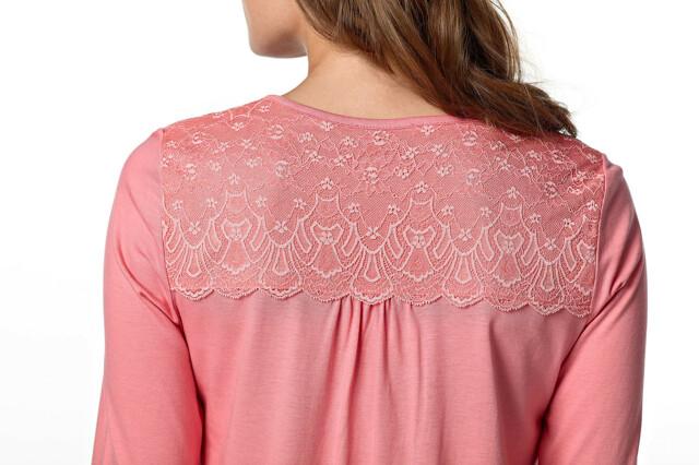 Dámská noční košile 10-4724 - Vamp - M - růžová