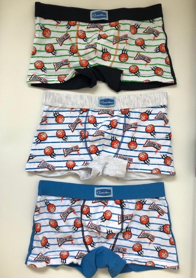 Dětské boxerky U/3112F 8 Mix
