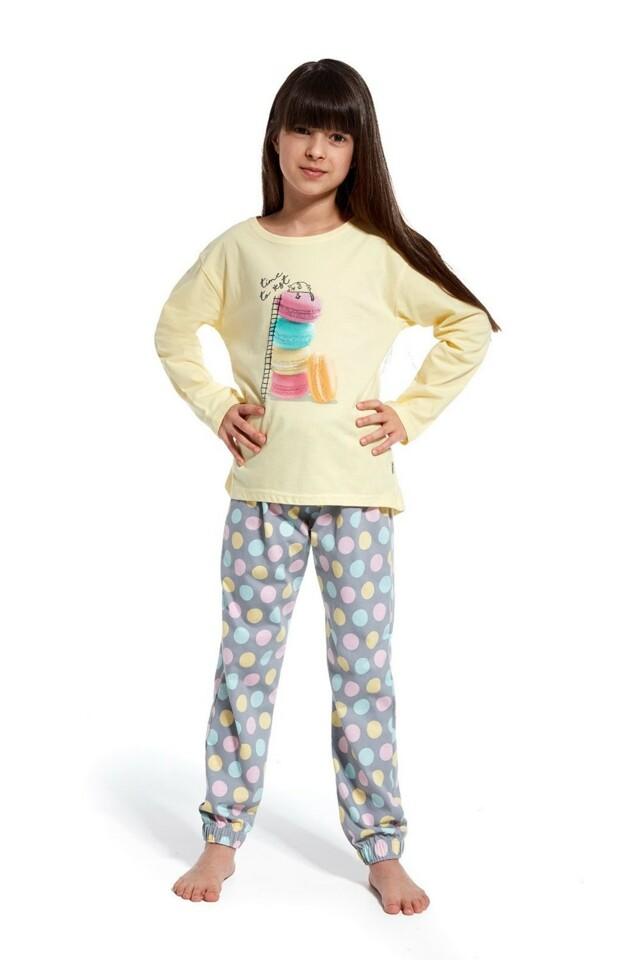 Dívčí pyžamo 973/83 Time ro rest