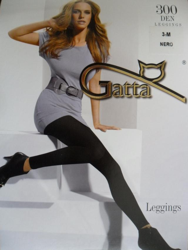 Dámské legíny Leggings 300 den - Gatta
